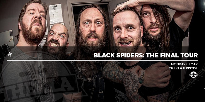 Black Spiders: The Final Tour