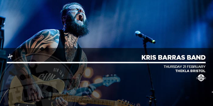 700 Website Kris Barras Band