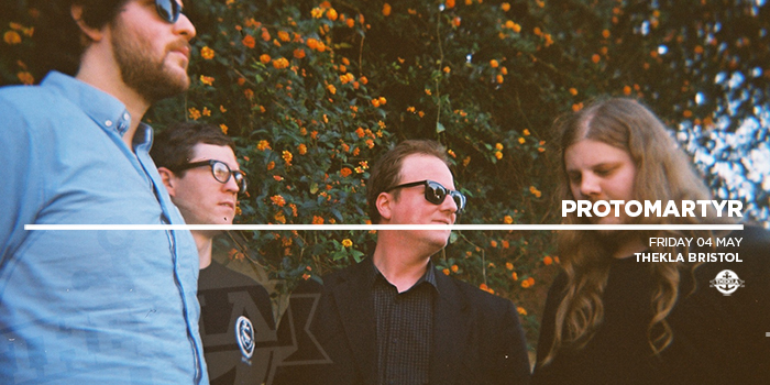 700 Website Protomartyr