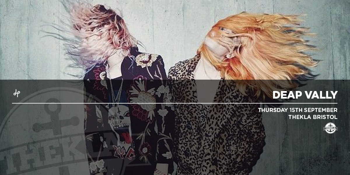 Deap Vally FB Cover