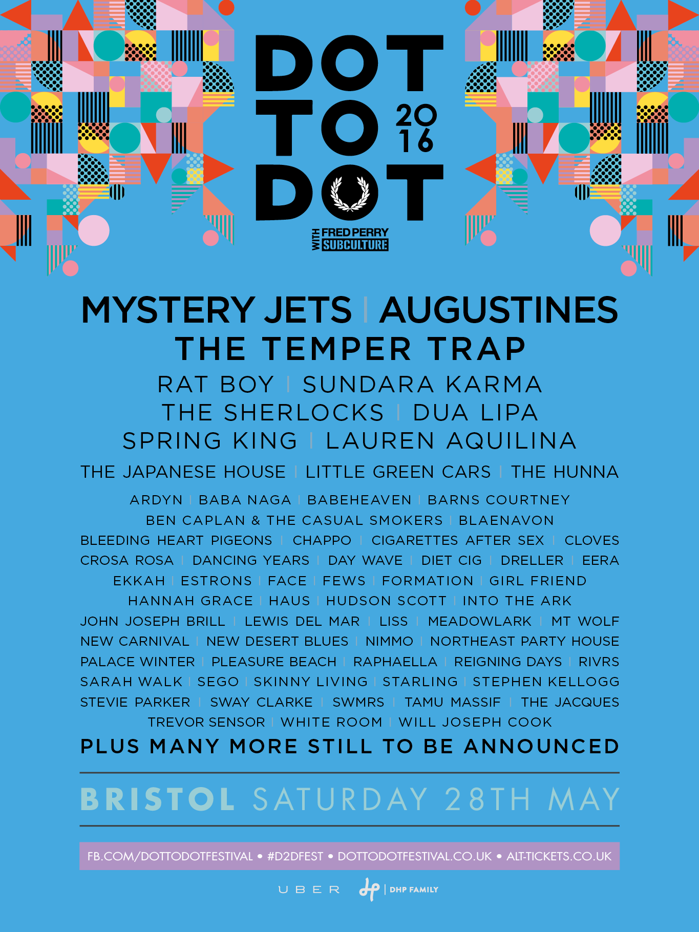 Dot to Dot Bristol 2016
