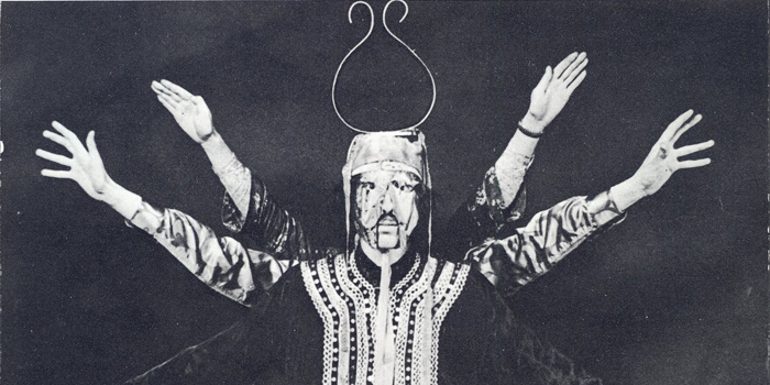 the crazy world of arthur brown L