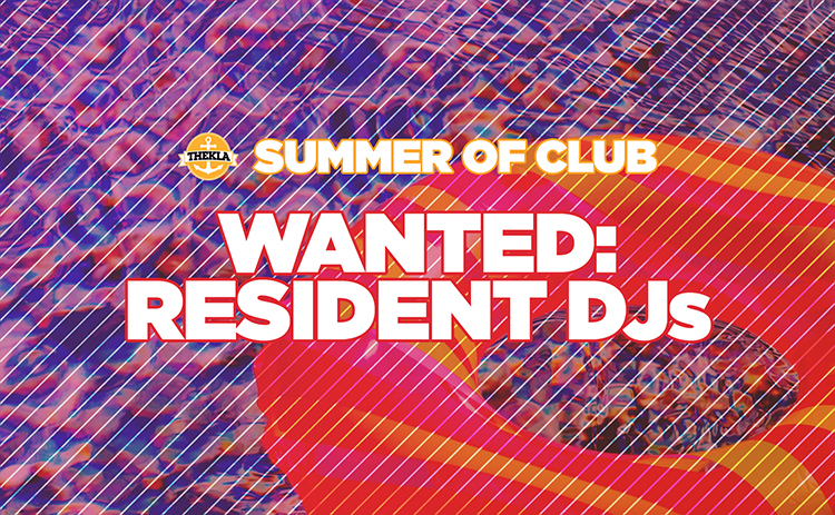 Wanted: Resident DJs