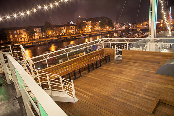 Thekla Outdoor Deck
