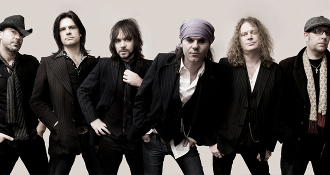 the quireboys main