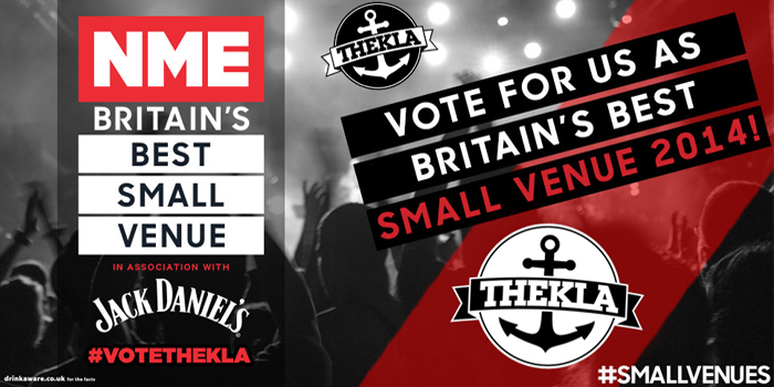 votethekla slide