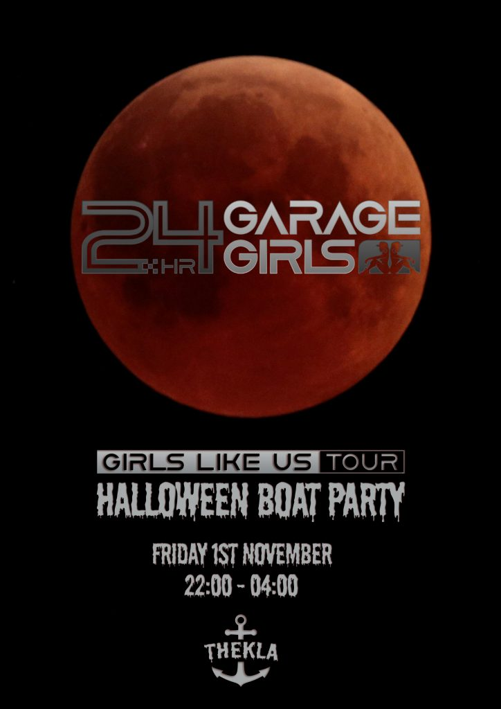24 Hour Garage Girls Thekla Bristol