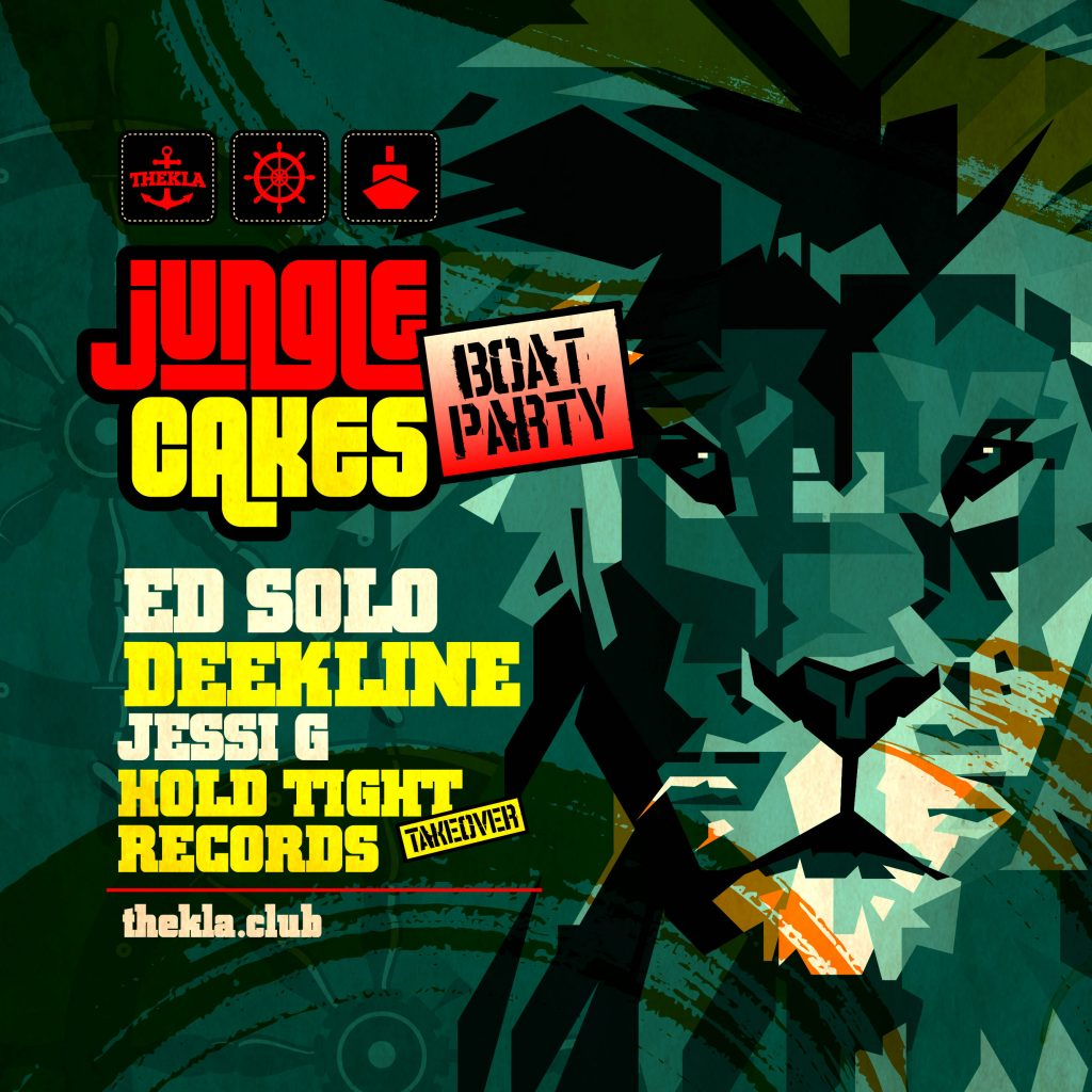 Jungle Cakes Bristol Ed Solo Thekla