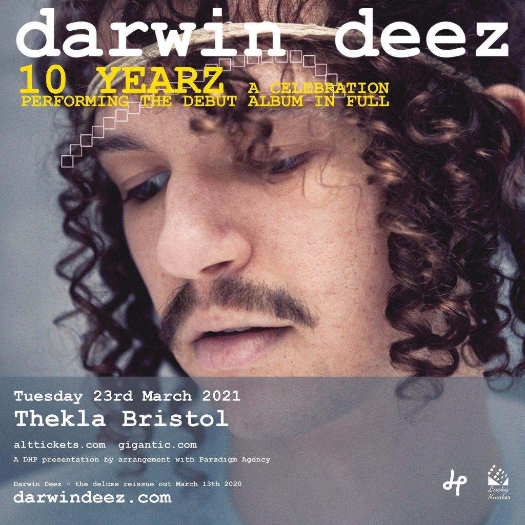 Darwin Deez Thekla