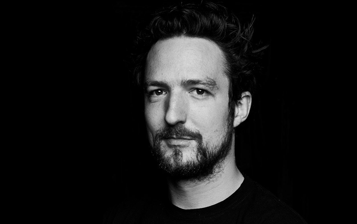 Picture of Frank Turner for the Thekla Isolation Discs Podcast