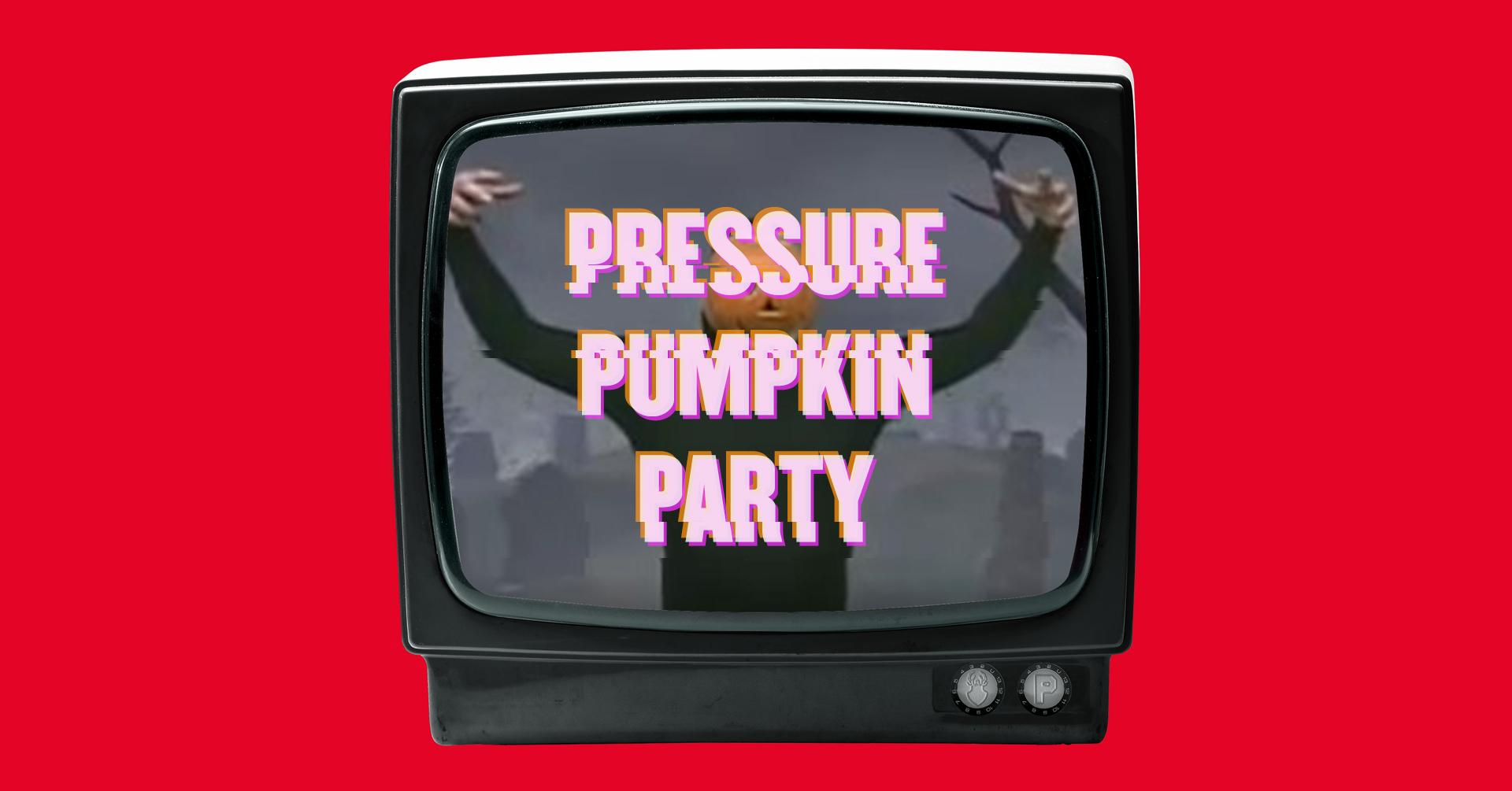 Pressure Halloween Party Thekla